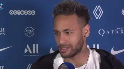 Neymar: 'Tôi dù chết trên sân cũng phải hạ Man City'