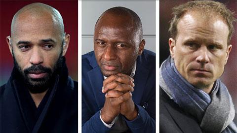 3 huyền thoại sát cánh cùng ông trùm Spotify tính mua lại Arsenal