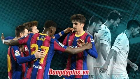 Cuộc đua vô địch La Liga: Sevilla đầu hàng; Barca rình lật đổ Atletico