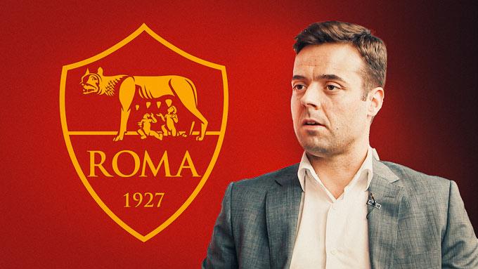 Tiago Pinto, tổng giám đốc của Roma, bày tỏ tham vọng tiến xa cùng Mourinho