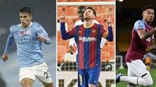 10 cầu thủ xuất sắc nhất châu Âu hiện tại