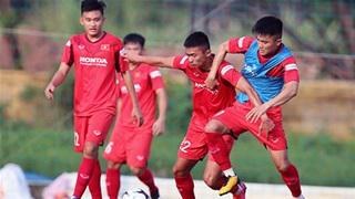 HLV Park Hang Seo gọi 34 cầu thủ cho U22 Việt Nam
