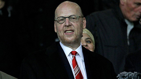 Avram Glazer từ chối xin lỗi về việc Man United  tham gia Super League