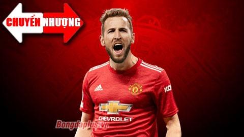 Chuyển nhượng 5/5: Xoa dịu fan Man United, nhà Glazer tính mua Kane với giá 'khủng'