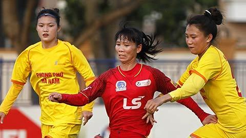 Hai trận giải bóng đá nữ Cúp Quốc gia 2021 tạm hoãn