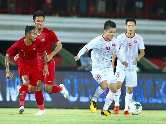 Trận đấu với Indonesia vẫn rất giá trị với đội tuyển Việt Nam