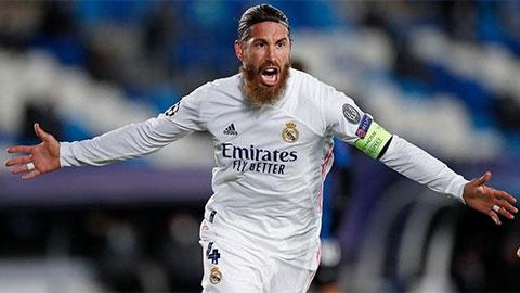 Sergio Ramos, tảng đá thô thiển ngáng đường Chelsea