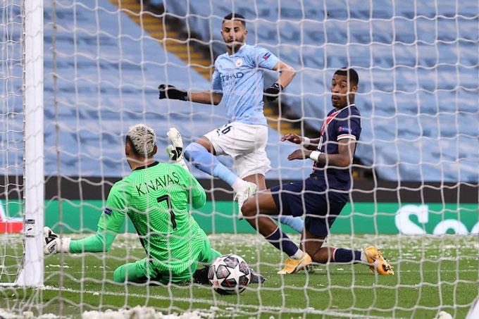 Man City kết dính và khát khao đã có mặt ở chung kết Champions League