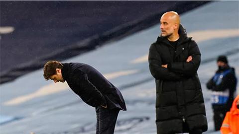 Điểm nhấn Man City 2-0 PSG: Pep Guardiola trên trình Pochettino một bậc