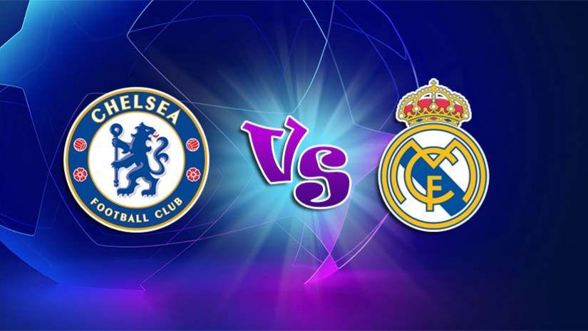 Đêm nay, trận bán kết lượt về giữa Chelsea và Real sẽ diễn ra lúc 2h00 sáng