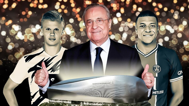 Perez thích xuất hiện ở nơi đông đúc, luôn mua những ngôi sao lớn nhất cho Real