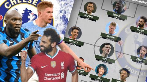 Chelsea đã để mất nguyên một đội hình chất lượng trong những năm gần đây