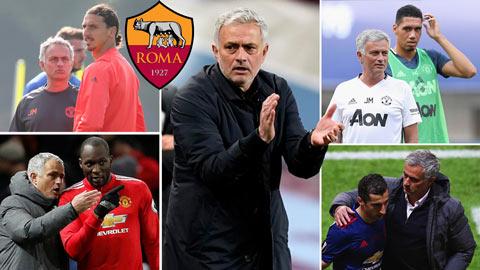 Thêm Mourinho, Serie A giờ là nơi 'họp hội đồng hương' của Man United