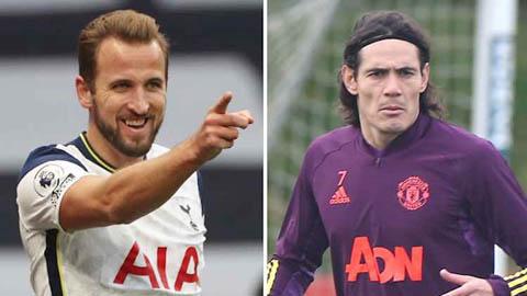 'Cavani rất tốt, nhưng Kane tốt hơn cho MU'