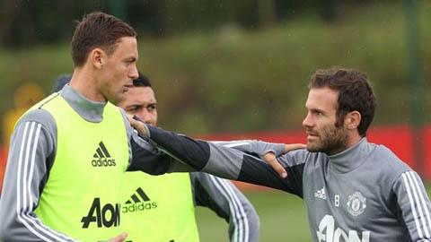 Mourinho muốn mang Matic và Mata đến Roma