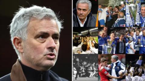 Mourinho đã đăng CV tìm việc lên Instagram trước khi dẫn dắt Roma