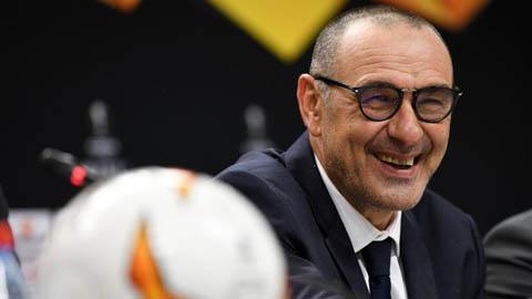 Tottenham muốn đem Sarri trở lại Anh