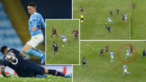 'Man City cần gì Messi khi đã có Foden'