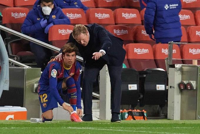 Barca sẽ kháng cáo thành công tấm thẻ đỏ của Koeman?