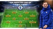 Chelsea sẽ dùng đội hình nào để đấu Real Madrid?