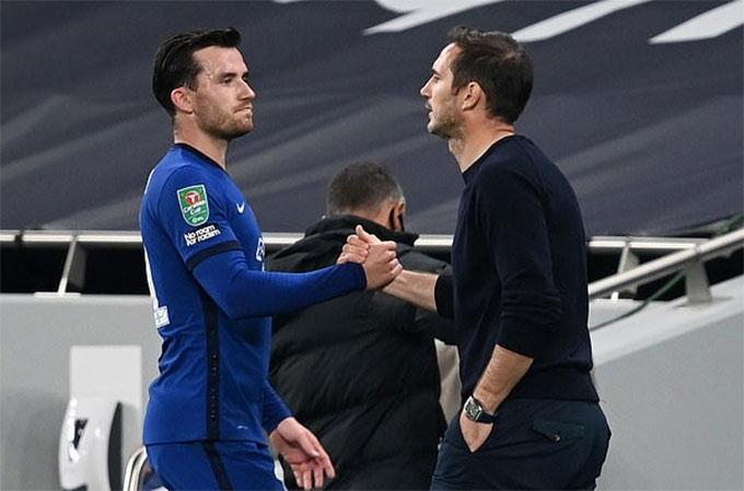 Chính HLV Lampard đã yêu cầu BLĐ Chelsea chiêu mộ Chilwell