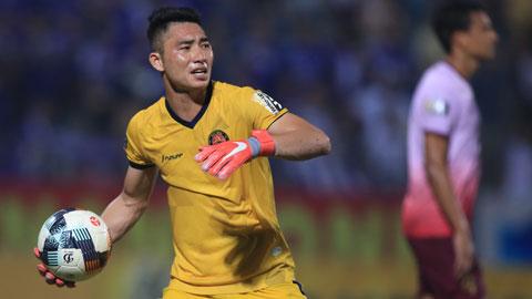 Văn Phong của Sài Gòn FC là bất ngờ lớn mà HLV Park Hang Seo quyết định