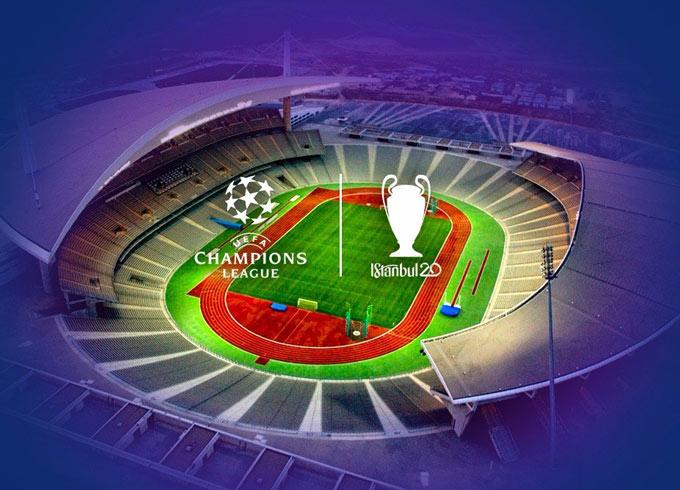 Sân Olympic Atatürk sẽ là nơi diễn ra trận chung kết Champions League 2020/21