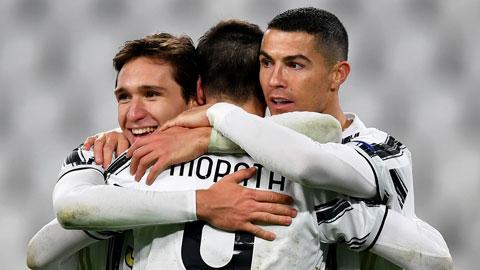 Juve có tam tấu trong mơ ở trận gặp Milan