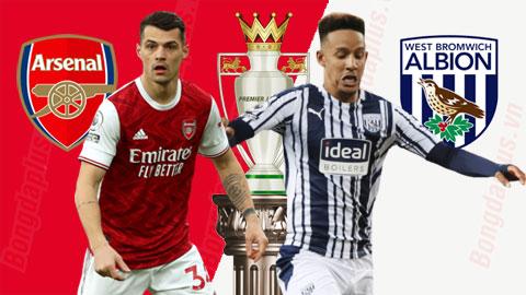 Nhận định bóng đá Arsenal vs West Brom, 01h00 ngày 10/5: Tiễn khách xuống hạng