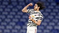 Điểm nhấn AS Roma 3-2 MU: Show diễn đỉnh cao của Cavani và De Gea