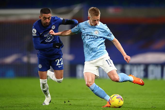 Man City được dự đoán sẽ đánh bại Chelsea để đăng quang ngôi vương