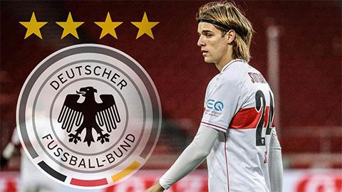 Loew xúc tiến triệu tập hậu vệ người Croatia vào ĐT Đức dự EURO