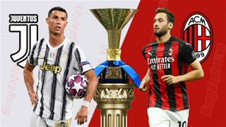 01h45 ngày 10/5: Juventus vs Milan