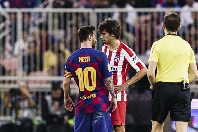 Barca có cơ hội để vượt qua Atletico