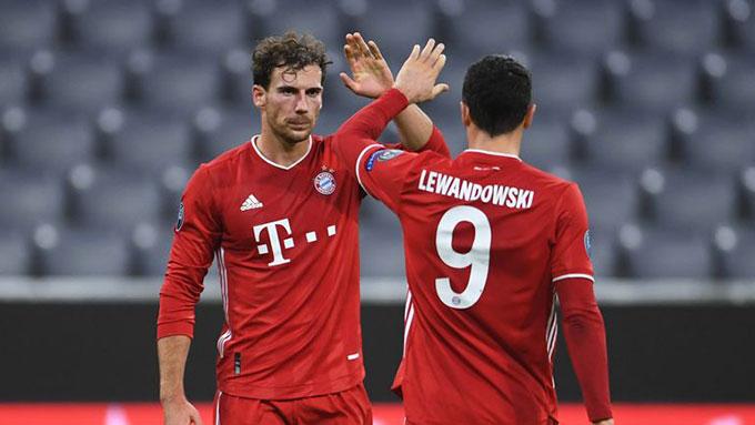 Bayern sẽ đăng quang trong tuần này