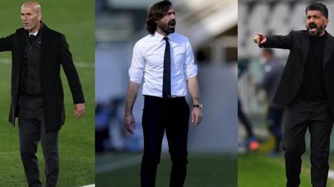 Juventus: Zidane hay Gattuso thay Pirlo?