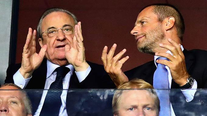 Perez có muốn giữ chân Zidane?