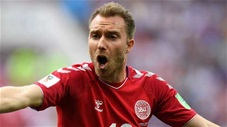 Ngôi sao EURO 2020: Christian Eriksen (ĐT Đan Mạch)
