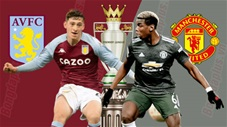 TỶ LỆ và dự đoán kết quả Aston Villa vs MU