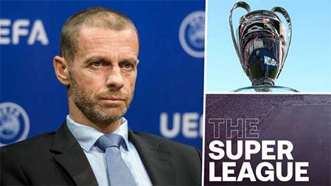 Các CLB Super League đối mặt án phạt tài chính từ UEFA