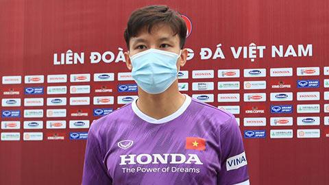 Quế Ngọc Hải: 'ĐT Việt Nam đặt mục tiêu giành 4-6 điểm'