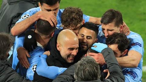 Guardiola không nghĩ về chung kết Champions League khi chưa vô địch Ngoại hạng Anh