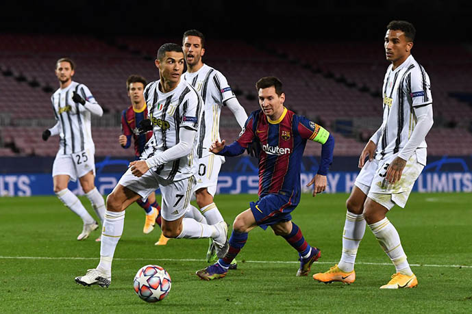 Champions League sẽ như thế nào khi không có Messi và Ronaldo?