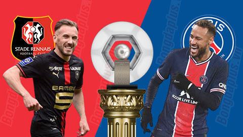 Nhận định bóng đá Rennes vs PSG, 02h00 ngày 10/5: Tìm lại niềm vui