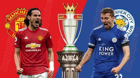 Nhận định bóng đá MU vs Leicester, 00h00 ngày 12/5: Quyết làm kẻ phá bĩnh