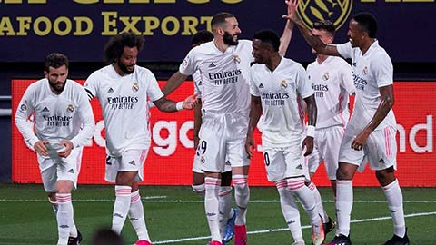 Real Madrid và chặng nước rút định mệnh tập 3