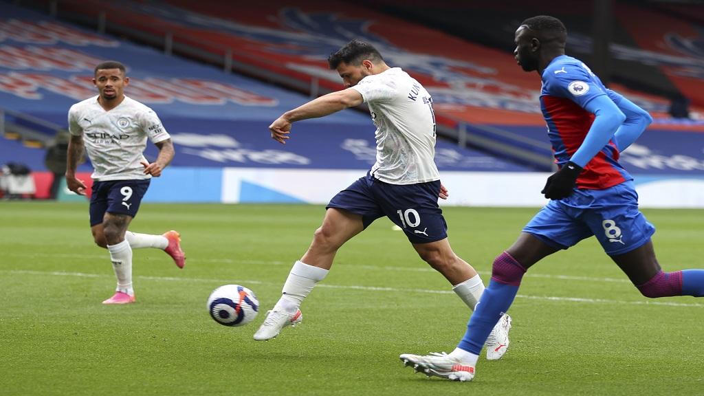Bàn thắng vào lưới Crystal Palace đáng lẽ sẽ là bàn thắng đem về chức vô địch mùa này cho Man City