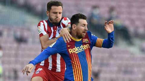 Messi hay nhưng chưa đủ may