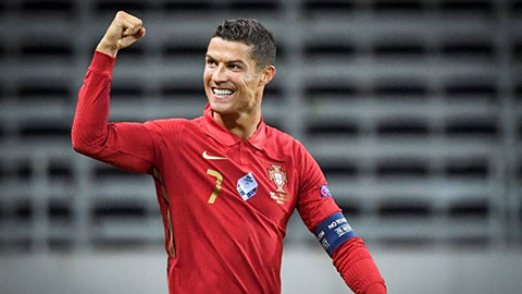 Chiêm ngưỡng tất cả các bàn thắng của Ronaldo tại các kỳ EURO