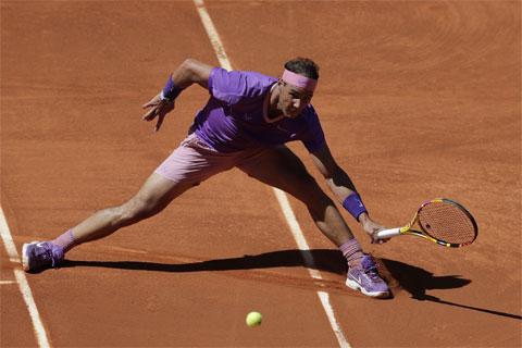 Nadal và Djokovic tránh được nhau cho tới trận chung kết